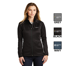 THE NORTH FACE LADIES' CANYON FLATS FLEECE JACKET